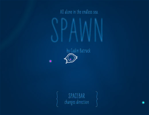 Spawn Title Screen