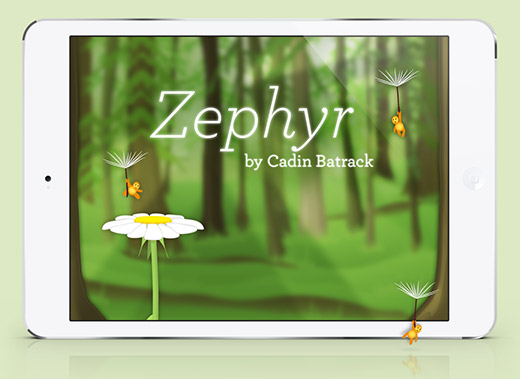Zephyr Touch screenshot